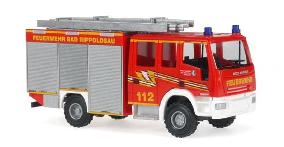 Rietze IVECO AluFire 3 LF 20/16 Feuerwehr Bad Rippoldsau Schapbach