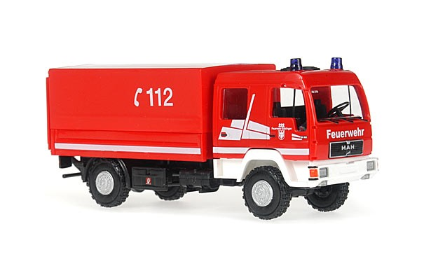 Rietze MAN L 2000 DEKON-P Feuerwehr Böblingen