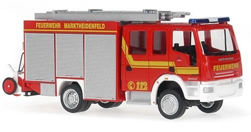 Rietze Iveco Magirus LF 20/16 Feuerwehr Marktheidenfeld