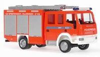 Rietze IVECO TLF Feuerwehr Spreitenbach ( CH ).