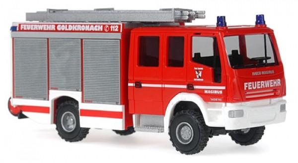 Rietze IVECO AluFire 3 HLF 20/16 Feuerwehr Goldkronach