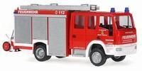 Rietze IVECO AluFire 3 HLF 20/16 Feuerwehr Pressig
