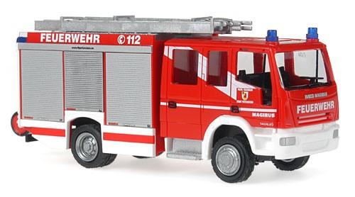 Rietze IVECO HLF 20/16 Feuerwehr Pottenstein