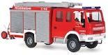 Rietze IVECO AluFire 3 HLF 20/16 Feuerwehr Ludwigsstadt