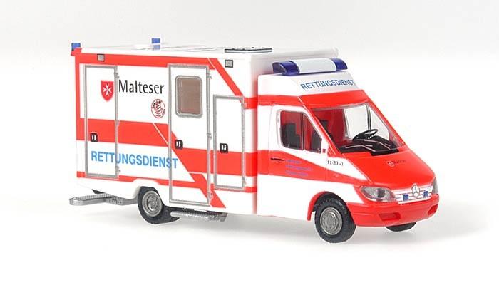 Rietze MB Sprinter RTW MHD Sigmaringen