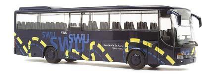 Rietze Setra S 315 GT-HD Stadtwerke Ulm/Neu-Ulm GmbH (SWU) -Einzelstück-