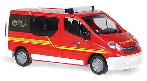 Rietze Opel Vivaro MZW Feuerwehr Marktheidenfeld