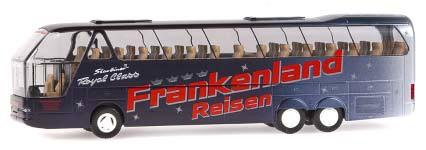 Rietze Neoplan Starliner Frankenland Reisen, Burgreppach -Einzelstück-