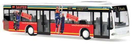 Rietze MB Citaro Omnibusreisen Neckartal-Odenwald, Beerfelden Jugendfeuerwehr -Einzelstück-
