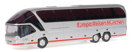 Rietze Neoplan Starliner 2, Europa Reisen München -Einzelstück-