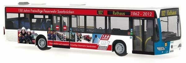 Rietze MB Citaro E4 Collectors Edition VVS-150 Jahre FFW Saarbrücken (Einzelstück)