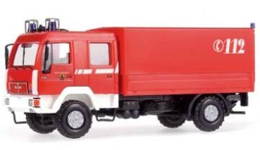 Rietze MAN L 2000 DEKON-P Feuerwehr Großostheim