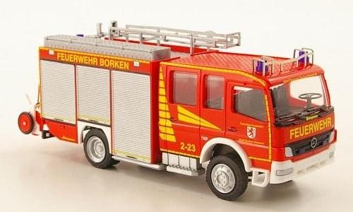 Rietze MB Atego 04 TLF 20/25 Feuerwehr Borken