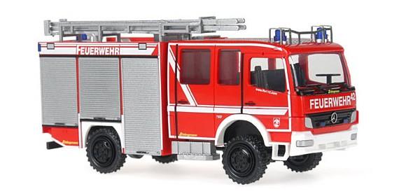 Rietze MB Atego LF 10/6 Feuerwehr Wünschendorf