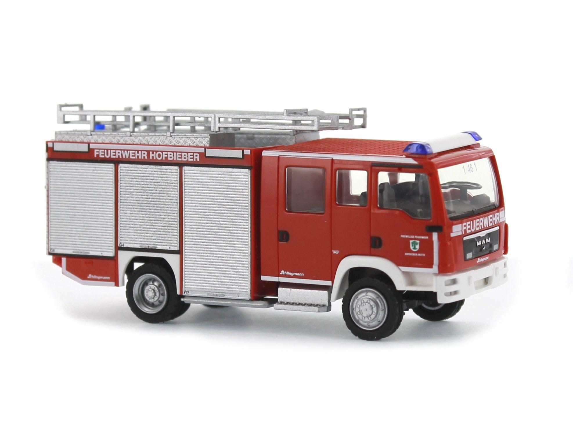 Rietze Schlingmann MAN TGM HLF 20/16 Feuerwehr Hofbieber-Mitte (Restmenge)