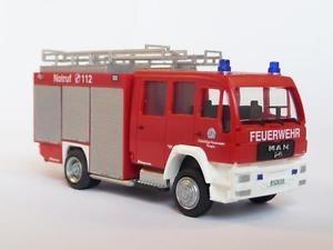 Rietze Schlingmann MAN LF16/12 Torgau (Restmenge)