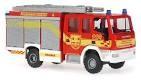 Rietze IVECO AluFire 3 HLF Feuerwehr Irndorf
