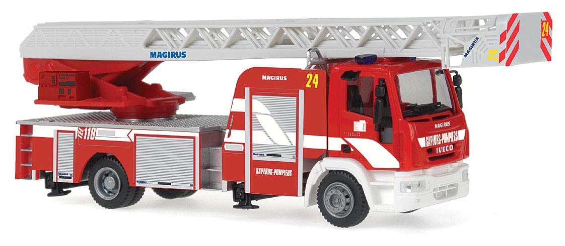 Rietze IVECO DLK M 32 L Sapeurs-pompiers Geneve ( CH )