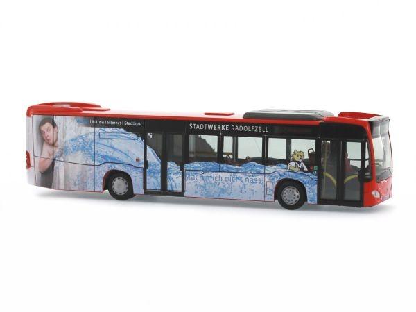Bahn Edition Nr. 17 - Rietze MB Citaro C2 Mod. 2012 DB Stadtverkehr GmbH (Südbadenbus, Stadtwerke Radolfzell)  -Einzelstück-