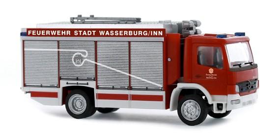 Rietze MB Atego 04 RW Feuerwehr Wassenburg/Inn