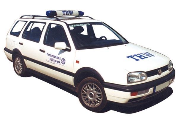 AWM VW Golf Variant THW