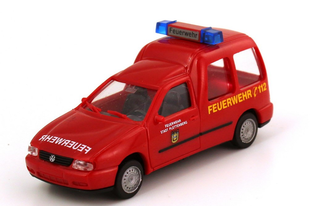 AWM VW Caddy II Kombi (Typ 9KV) Feuerwehr Plettenberg rot (Restmenge)