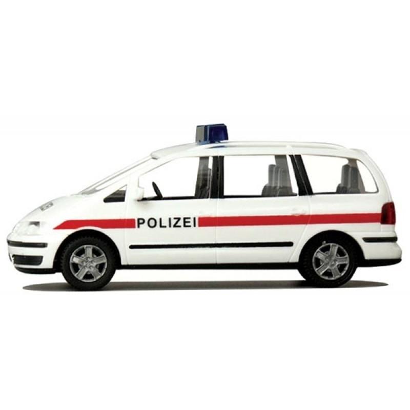 AWM VW Sharan Polizei Österreich -Einzelstück-