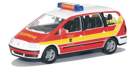 AWM VW Sharan ELW Feuerwehr Mainflingen