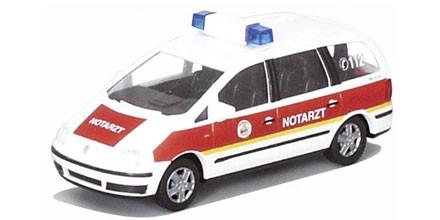 AWM VW Sharan NEF Feuerwehr Brandenburg
