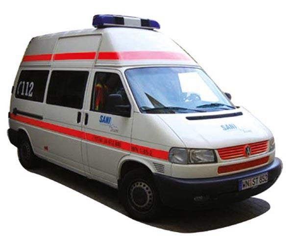 "AWM VW T4 LR HD ""Sani Team Winkler"""