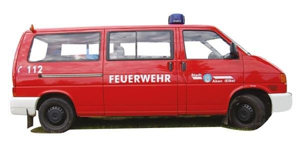 """AWM VW T4 LR """"Feuerwehr Stadt Aken (Elbe)"""""""