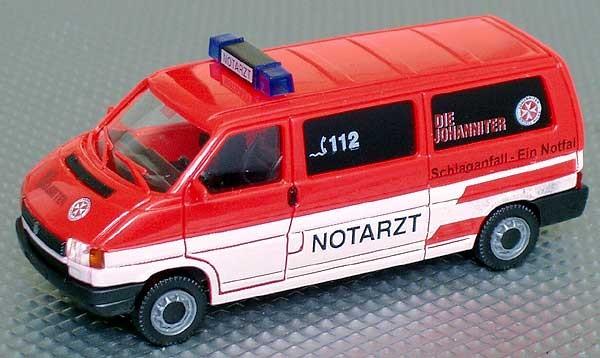 AWM VW T4 NEF Johanniter Stuttgart (Restmenge)