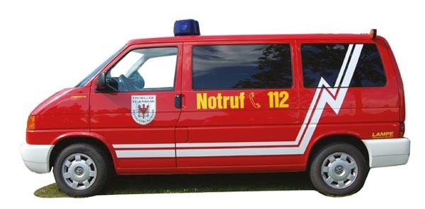 "AWM VW T4 KR ""Feuerwehr Seehausen"""