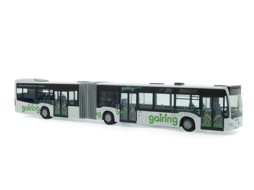 Rietze Mercedes-Benz Citaro G´15 Hybrid Gairing Omnibusverkehr Neu - Ulm