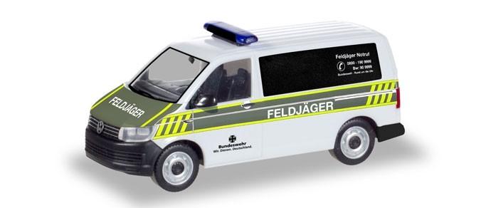 Herpa VW T6 Feldjäger,NH 05-06/18,