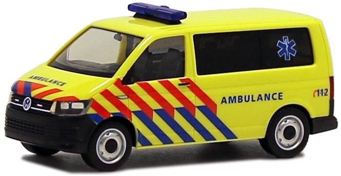 Herpa VW T6 Nedelandse Ambulance (NL)