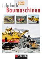 Podszun Verlag Jahrbuch Baumaschinen 2020