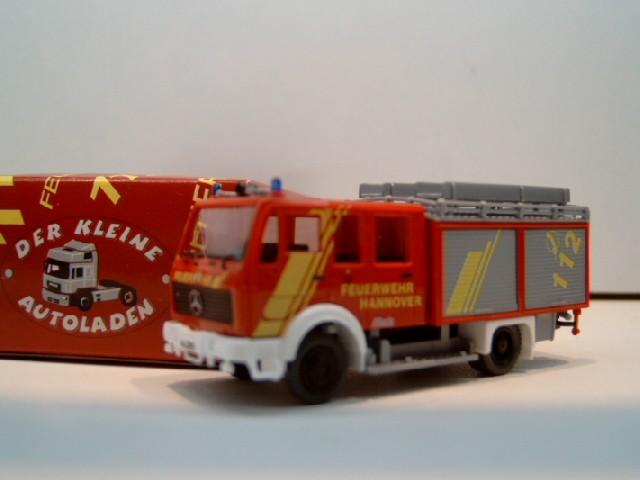 Rietze/Preiser MB 1222 TLF 16/25 Feuerwehr Hannover