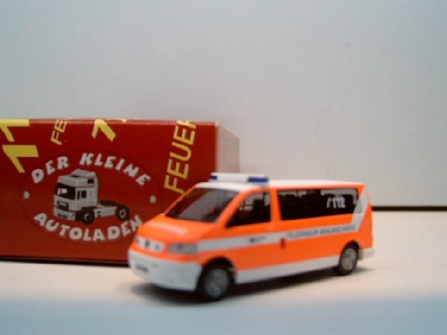 Rietze VW T5 LR ELW Berufsfeuerwehr Braunschweig