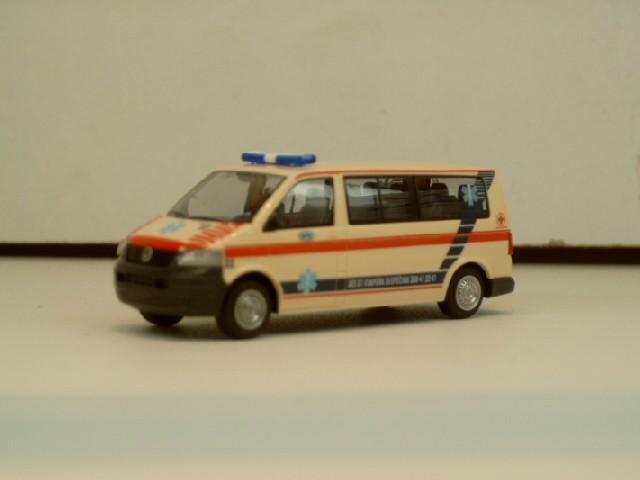Rietze VW T5 LR Ambulance Vimperk (CZ)