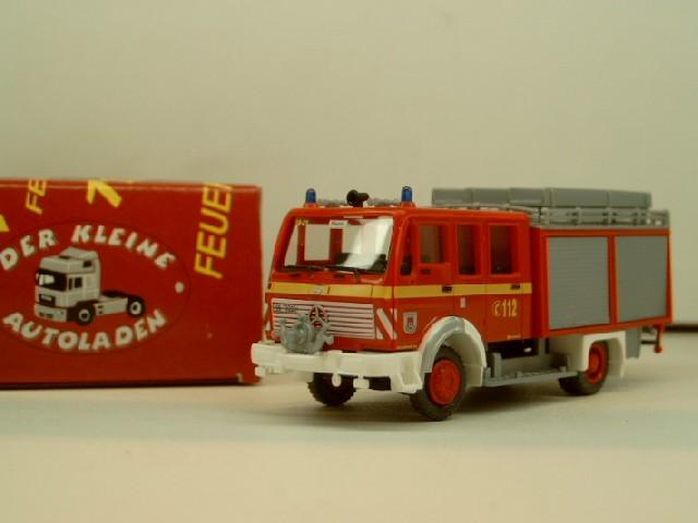 Rietze / Preiser MB 1017 LF 16-TS Feuerwehr Osnabrück Stadtmitte