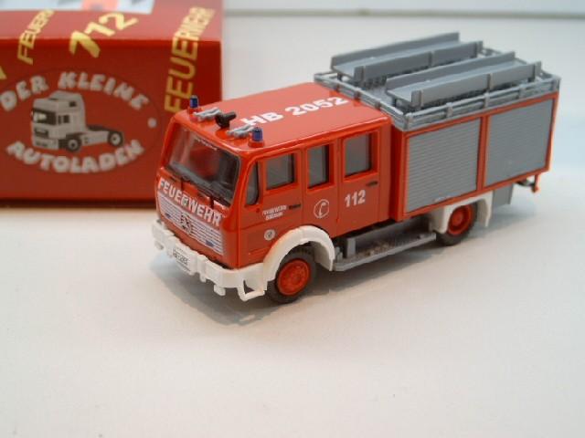 Rietze/Preiser  MB LF 16/12-2 Feuerwehr Bremen Neustadt