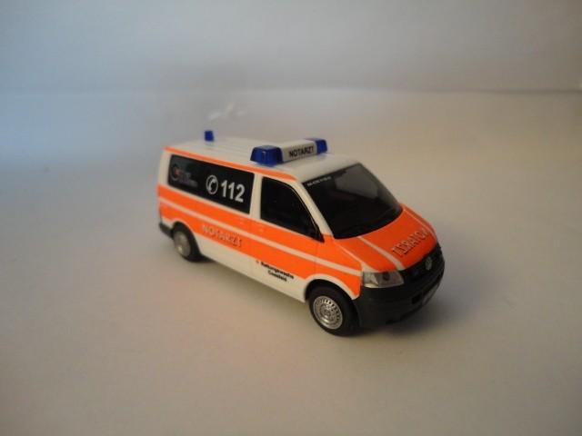 Rietze VW T5 KR NEF DRK Coesfeld