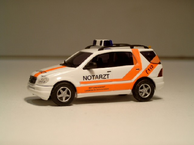 Busch MB ML NEF Nordvorpommern