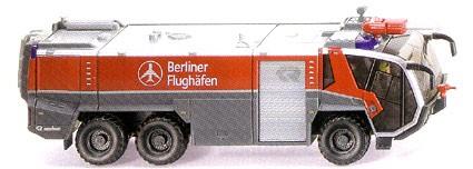 Wiking Rosenbauer Panther 6x6  FLF Berliner Flughäfen 1:43