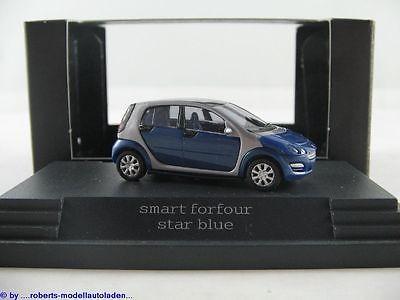 Busch Smart forfour ´04 star blue in PC-Box -Einzelstück-