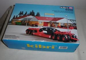 "kibri Bausatz  Betriebshof ""Spezial Transporte"" -Einzelstück-"