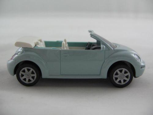 Wiking VW New Beetle Cabrio -EInzelstück-