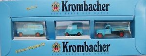 Brekina Sonderset Nr. 2 Krombacher -Einzelstück-