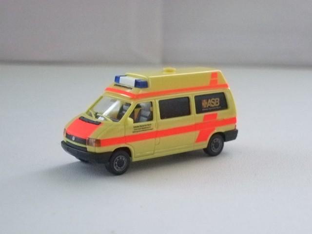 AWM VW T4 HD KTW ASB Magdeburg